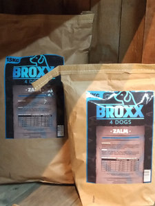 Broxx 4dogs zalm