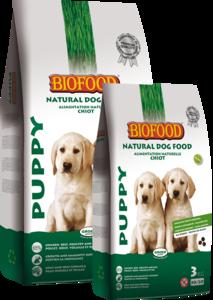 Biofood Puppy 12,5 kilo