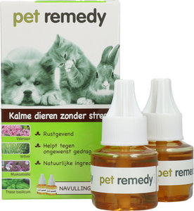 Pet Remedy navulling 2x 40ml